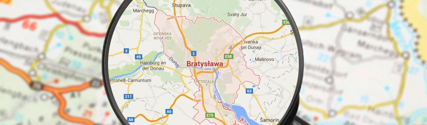 Windykacja Słowacja