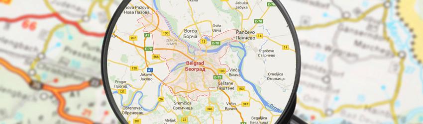 Windykacja Serbia