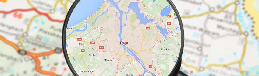 Windykacja Łotwa